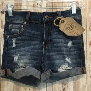 NWT True Craft Super Soft Stretch Shorts Sz 1